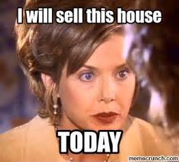 Will Meme - i will sell this house