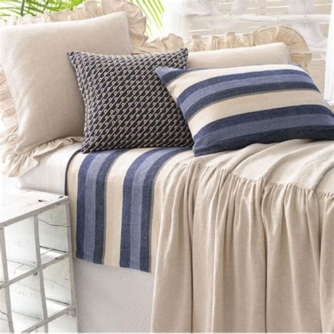 natural bedding pine cone hill wilton natural bedspread ships free