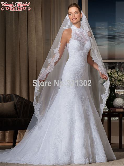 Halter Neck Wedding Dress by Halter Neck Wedding Dress Ejn Dress