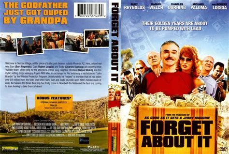 Forget About It by Forget About It 2006 Dvd Scanned Covers Forget