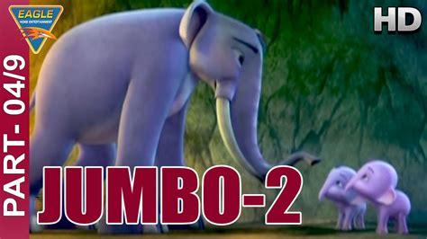 jumbo cartoon film jumbo 2 the return of the big elephant hindi movie part 04