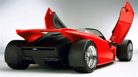 ford supercar concept ford vision gran turismo may recall the 1996 indigo open