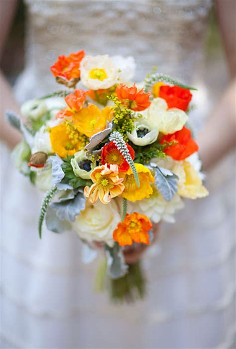 floral inspiration for a summer wedding brides