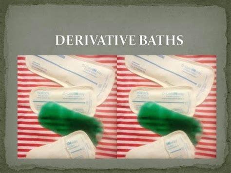 poche bagni derivativi 3 5 la esperienza con il metodo guillain i