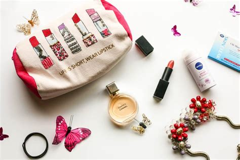 Whats In Your Make Up Bag 1 by What S In My Makeup Bag And A Farfetch Wish List