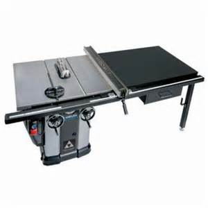 delta 10 in 5 hp table saw with 52 in table 36 l552