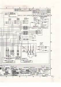 detroit series 60 ecm wiring diagram get free image