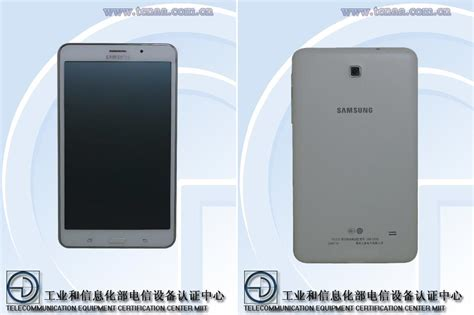 Samsung Tab 4 Sm T239 samsung galaxy tab 4 7 0 sm t239 gets certified by the