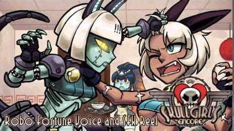 quotes skullgirls robo fortune quotes skullgirls wiki fandom powered by