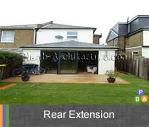 Do I Need Planning Permission For A Patio by Plan B Architecture Ltd Rear Extensions