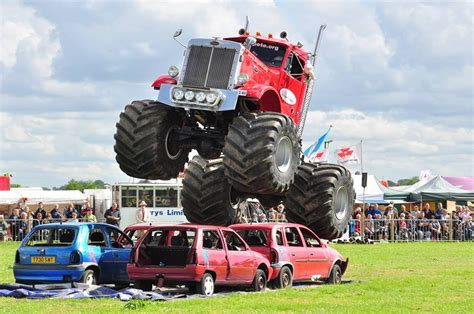 ta monster truck show royal welsh show 2016 welsh country
