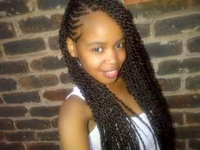 Cool cute braided hairstyles for little black girls