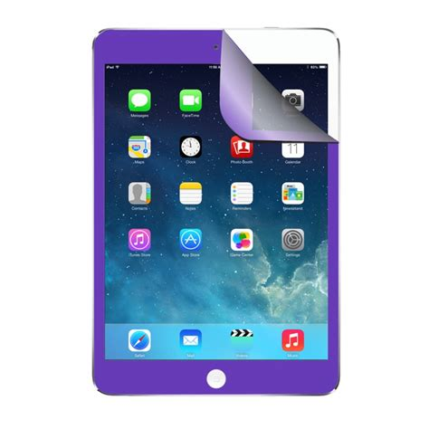 Kuboq Ultrathin Air Iphone 66s Purple Original ihome ihome color guard color screen protector for air purple