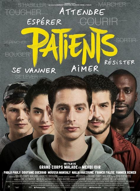 film 2017 complet en français film patients 2017 en streaming vf complet