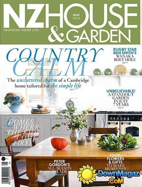 design magazine new zealand home design magazine new zealand nz house garden may 2016