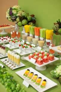 Healthy food for kids birthday party