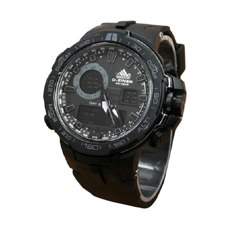 Jam Tangan Pria D Ziner 2 Time Aignergcgucciswiss Amry 4 setting tanggal pada jam tangan analog jualan jam tangan wanita