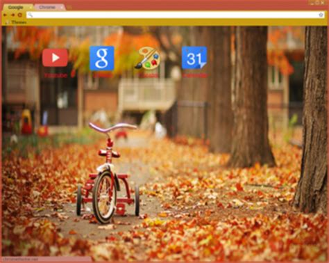 thanksgiving theme for google chrome 20 of the best fall chrome themes for 2013 brand thunder