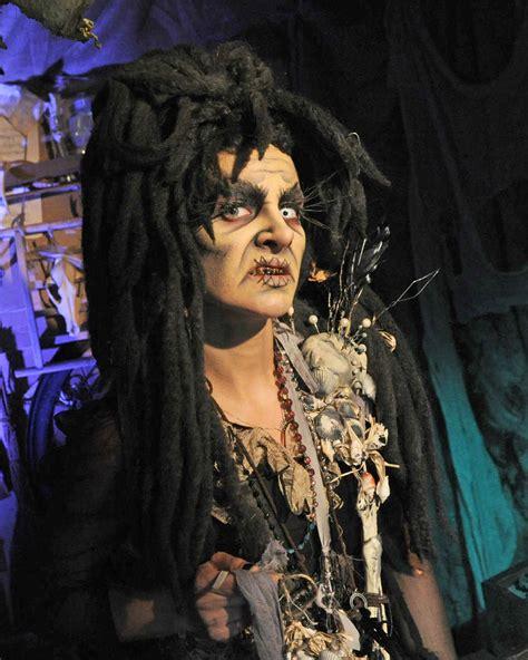 Voodoo Witch Costume & Video   Martha Stewart