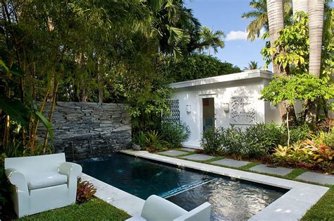 Small Backyard Ideas With Pool 23 Small Pool Ideas To Turn Backyards Into Relaxing Retreats