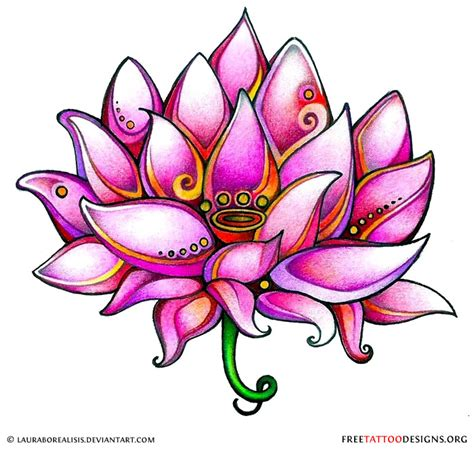lotus tattoo designs click here lotus tattoo tattoo design gallery male models picture