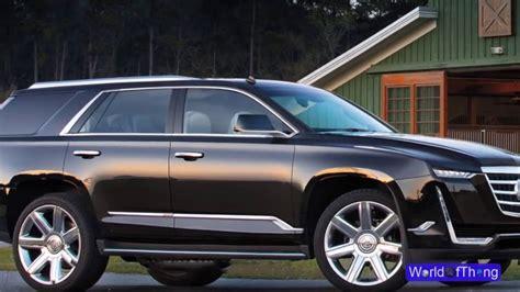 Cadillac Hybrid Suv 2020 by 2020 Cadillac Escalade New Irs System Engine Redesign