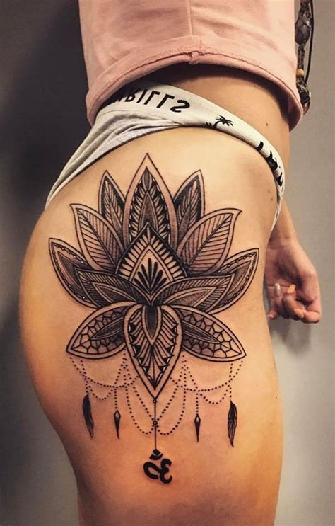 henna tattoos on hip best 25 tribal hip tattoos ideas on tribal