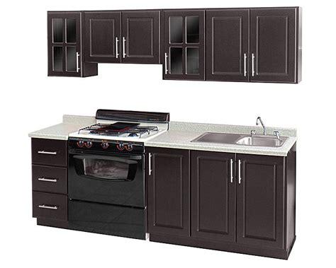 cocina integral coppel cocina valeria 240 cm con 9 puertas 3409873 coppel