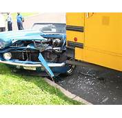 Apparently The Driver Of This 1969 Camaro Didnt See Flashing