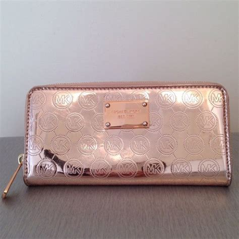 Walet Gold 1000 ideas about michael kors bag on michael