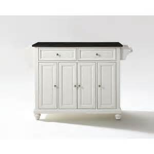 Kitchen Islands And Carts Furniture by Kitchen Cart With Granite Top Coaster Furniture Serving