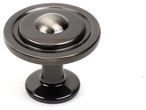 traditional brushed nickel cabinet knob drawer pulls lisbon knob brushed black nickel traditional cupboard