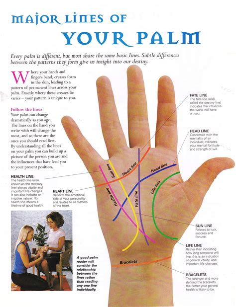lines in palmistry reading major palmistry for dummies read your own palm d