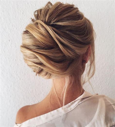 shinion hair pretty chignon hairstyle for long hair side parted