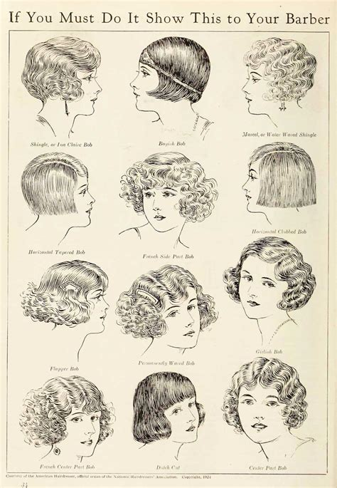1920s hairstyles history 1920 s hairstyles and the cloche hat world fashion
