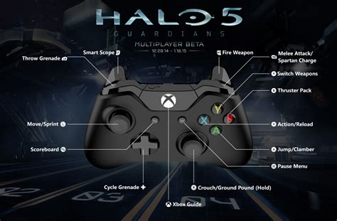 halo  guardians multiplayer beta  gameplay