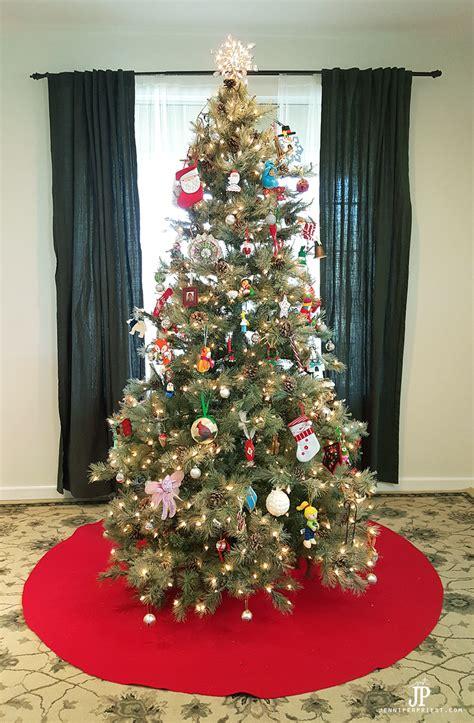 how big should a tree skirt be large diy tree skirt kunin felt
