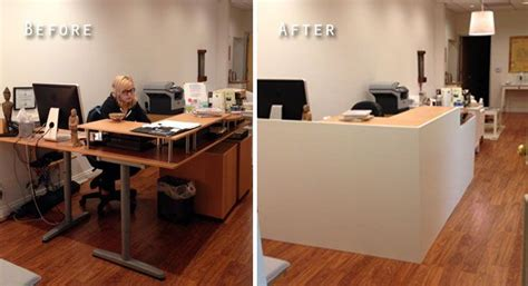 Ikea Reception Desk Ideas Reception Area Ideas With Ikea Furniture Image Idee Per La Palestra Receptions
