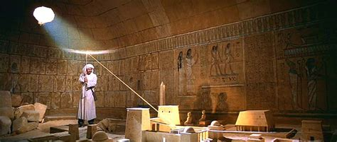 Indiana Jones Room by News Documentary Cites Archaeoastronomy Depictions In
