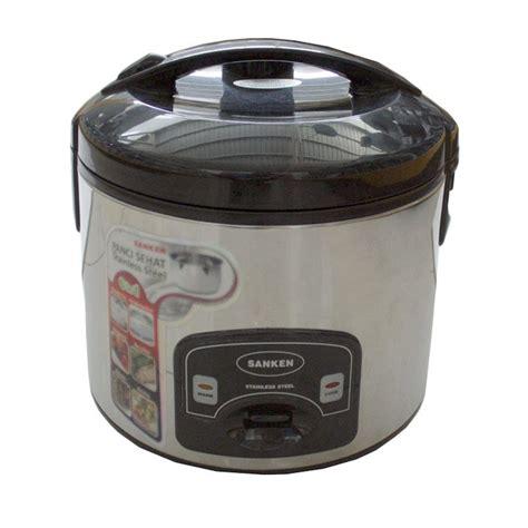 Rice Cooker Sanken Sj 120 jual sanken sj1999 rice cooker harga kualitas