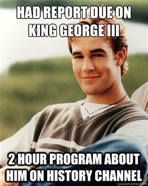 George Meme - king george iii memes