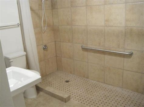 handicap bathrooms designs 17 best images about handicap accessible bathroom on
