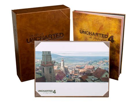 the art of uncharted 1616559276 the art of uncharted 4 einblicke details