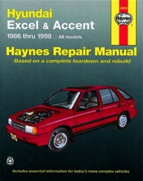 car maintenance manuals 1992 hyundai excel user handbook milwaukee v28 job site radio 12v through v28 the your auto world com dot com