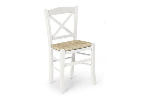 sedie in legno prezzi sedia impagliata in legno a prezzo outlet