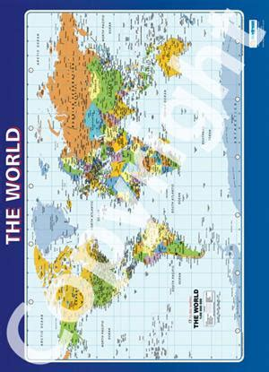 Poster Asia Maps Ukuran A1 the world map poster daydream education isbn ge036 map stop top maps at a reasonable