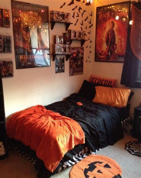 halloween themed rooms 22 halloween bedroom ideas cathy