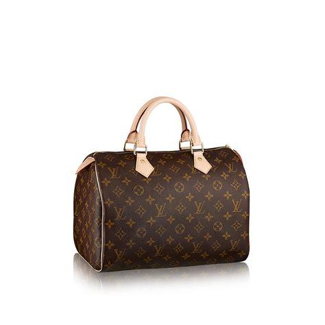 Are Louis Vuitton Bags Handmade - speedy 30 monogram canvas handbags louis vuitton