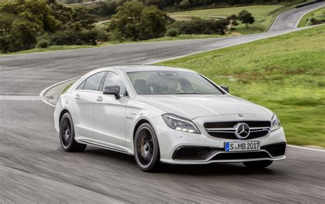 2015 mercedes cls class and cls63 amg revealed
