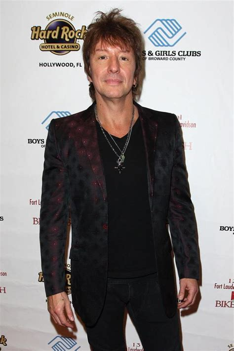 Richie Probably Not Back In Rehab by Richie Sambora Hire The Edge